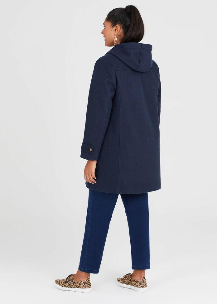 Duffle Jacket, , hi-res