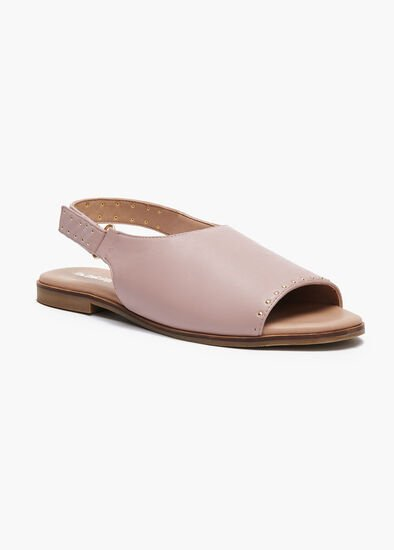 Made Me Blush Sandal
