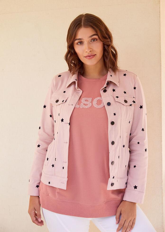 The Star Denim Jacket, , hi-res
