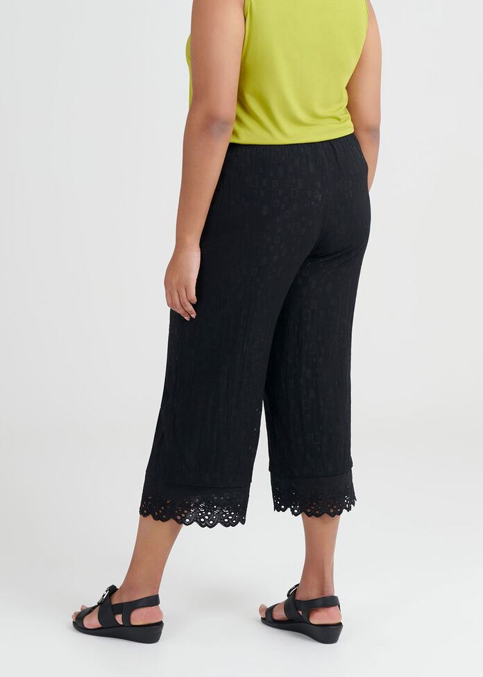 Coastal Escape Crop Pant, , hi-res