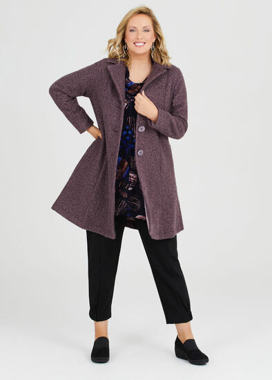 Bliss Faux Fur Coat