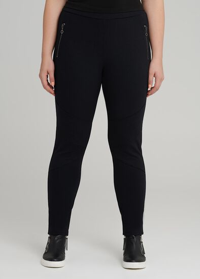 Coco Luxe Spliced Legging