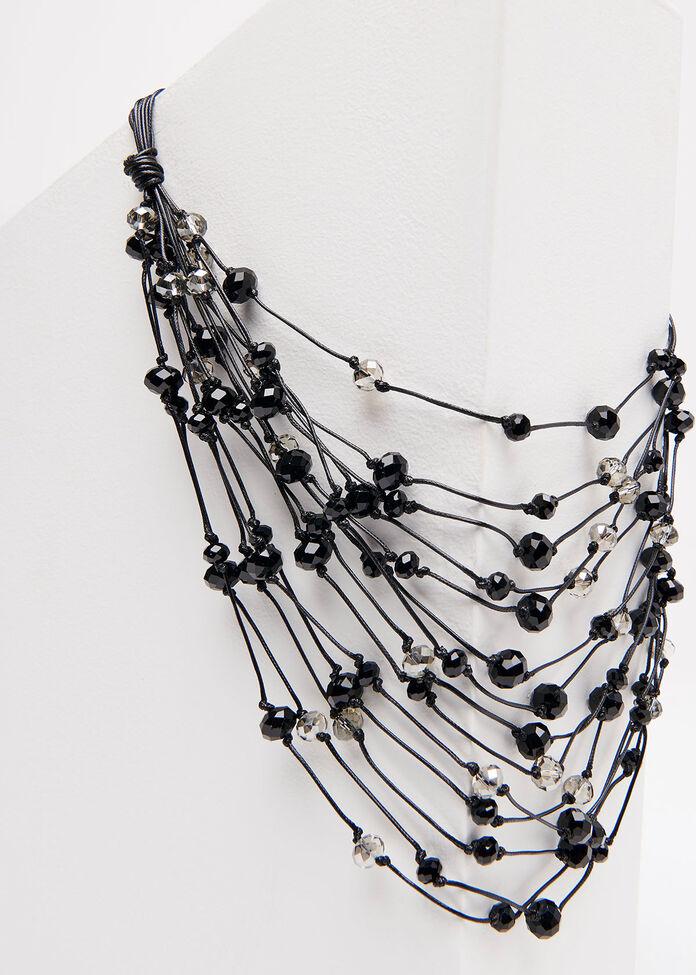 Midnight Flight Necklace, , hi-res