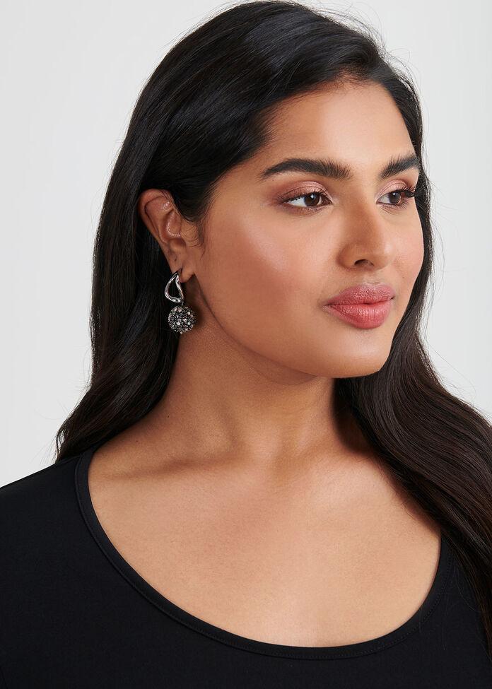 Tiny Dancer Earrings, , hi-res