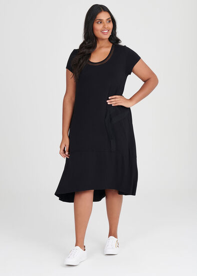 Hideaway Viscose Dress