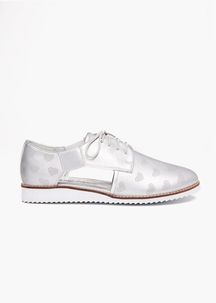 Lucy Heart Brogue, , hi-res