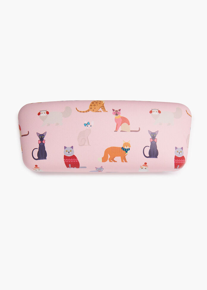 Cat Glasses Case, , hi-res