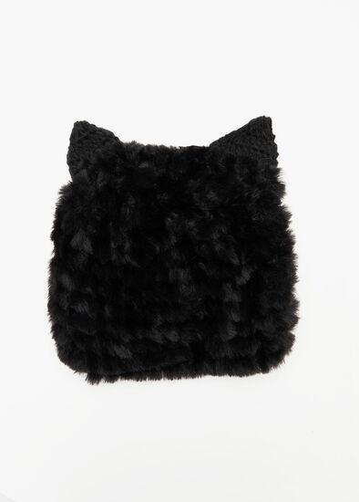 Fur Kitty Beanie