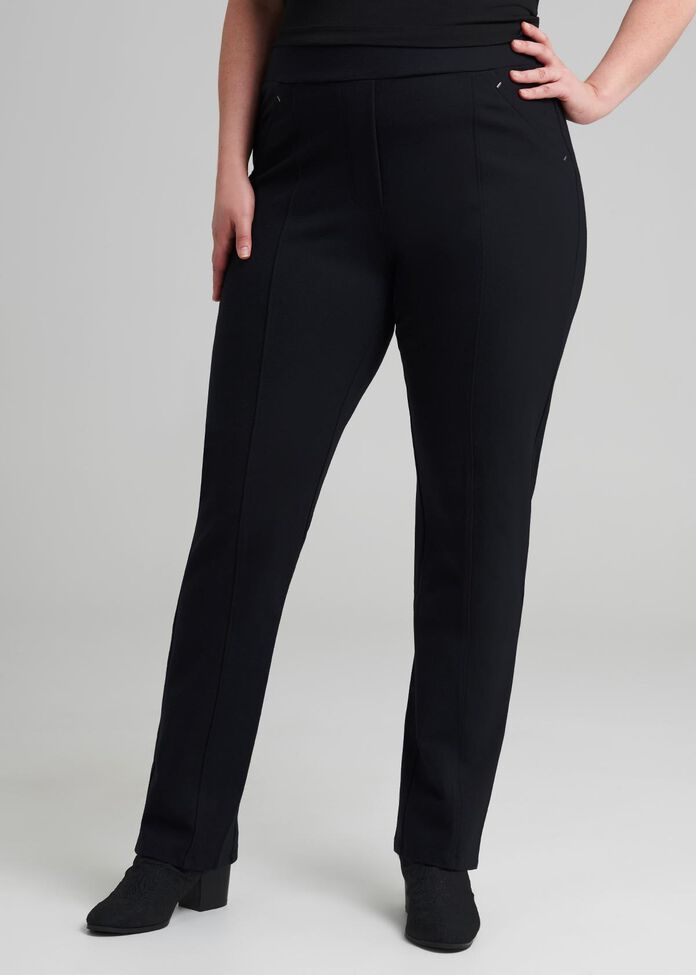 Tall Coco Straight Pant, , hi-res