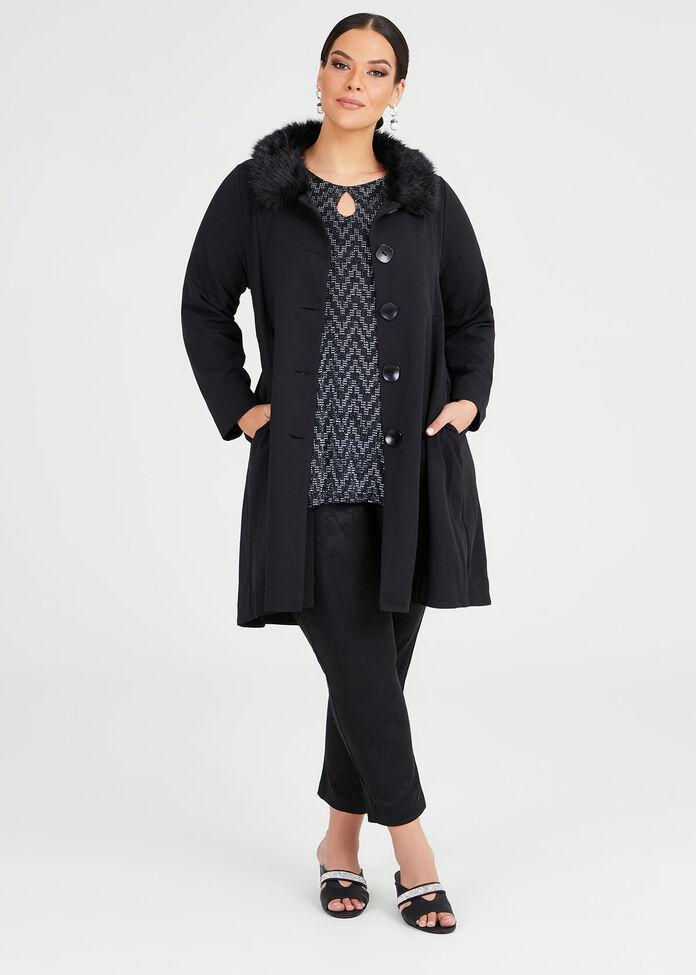 Victoria Dress Coat, , hi-res
