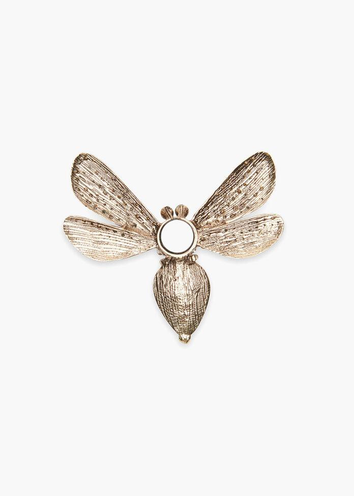 Busy Bee Brooch, , hi-res