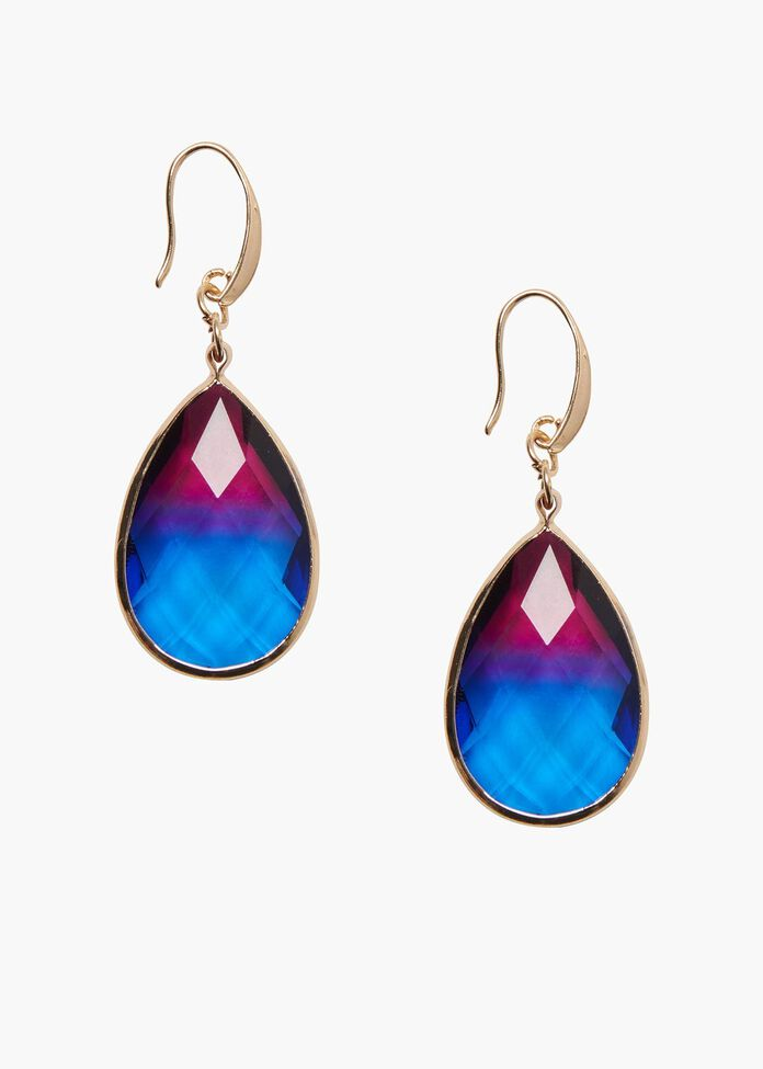 Prism Ice Earrings, , hi-res
