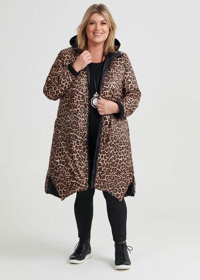 Luxe Puffer Coat