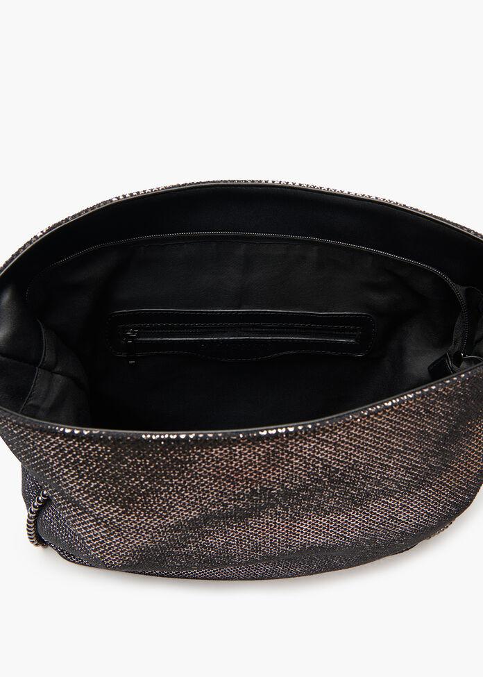 Shimmer Hobo Bag, , hi-res