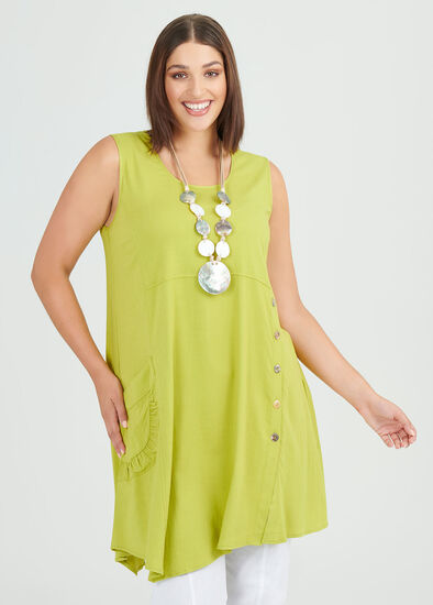 Adele Viscose Tunic