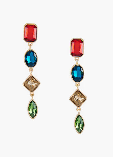 Bright Jewel Earrings