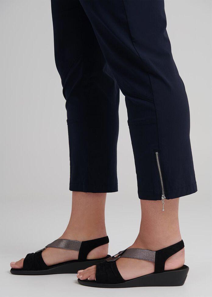 Ankle Zip Pant, , hi-res