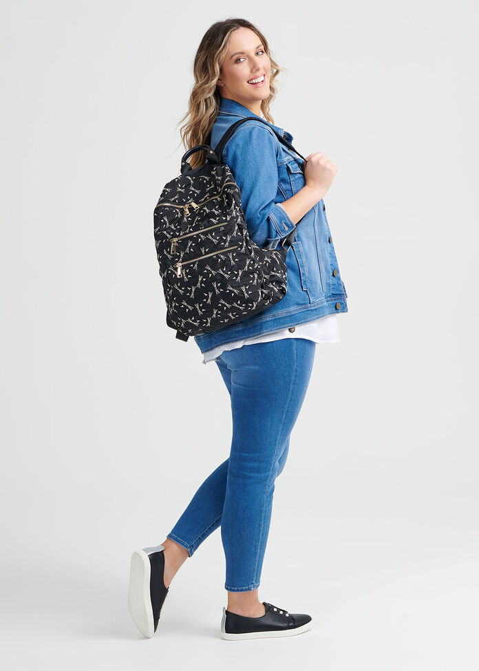 Kitty Cat Backpack, , hi-res