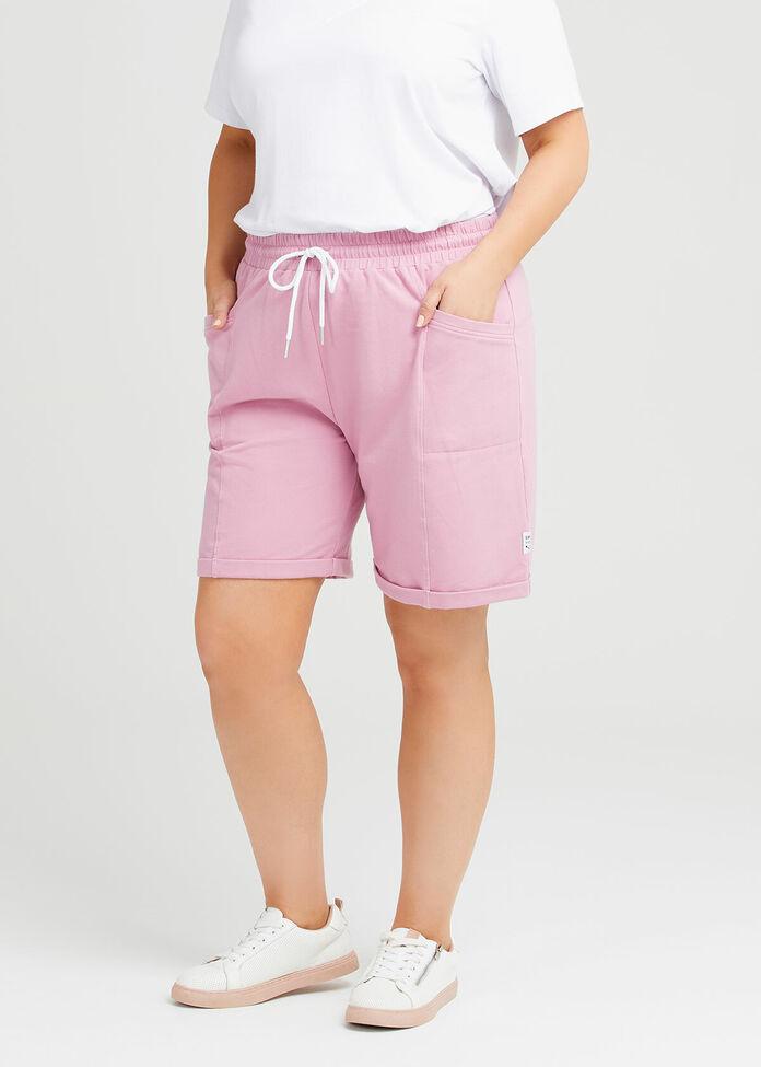 Organic Sweat Short, , hi-res
