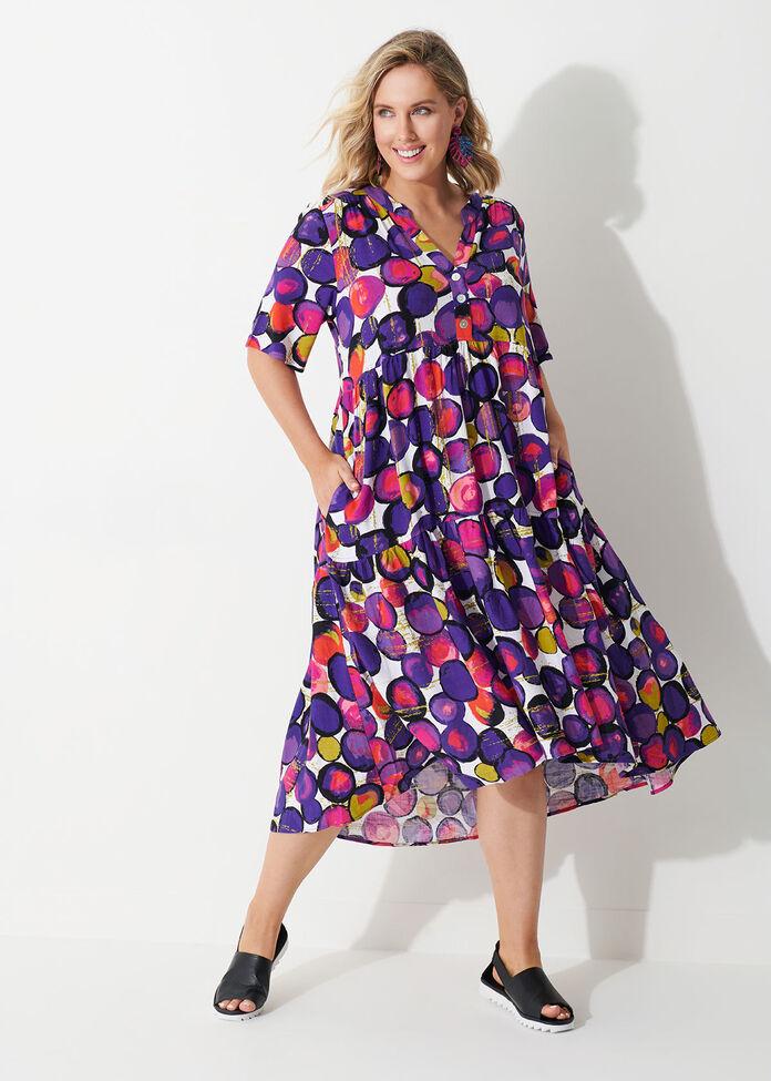 Spectrum Viscose Dress, , hi-res