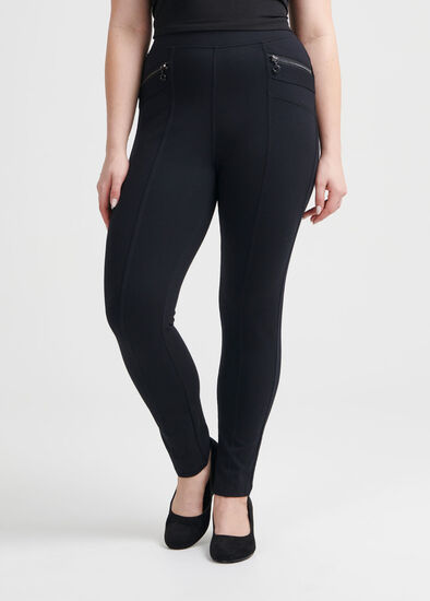 Coco Luxe Stitch Legging