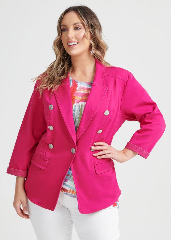 Caracas Jacket, , hi-res