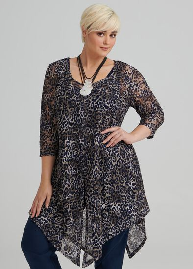 Obsession Lace Tunic