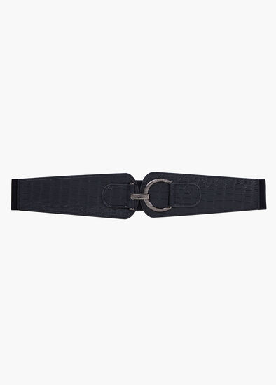 Half Moon Bling Belt