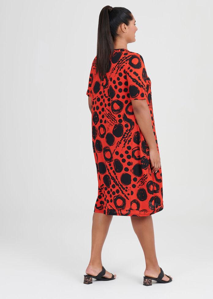 Coolum Spot Dress, , hi-res