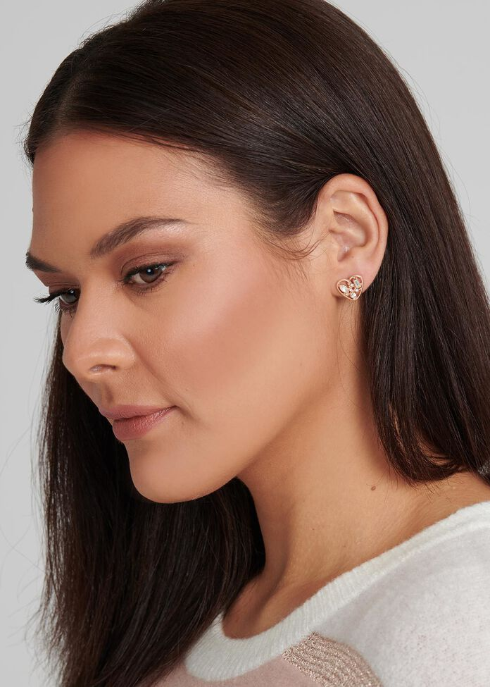 Sweetheart Earrings, , hi-res