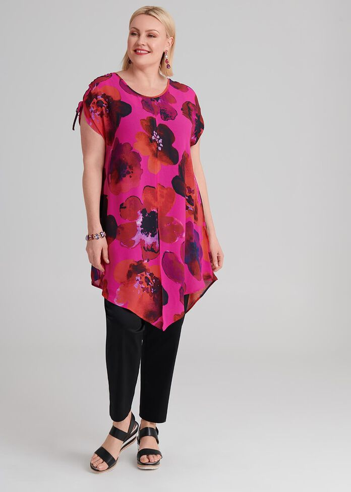 Chelsea Floral Tunic, , hi-res