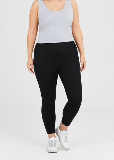 Organic Cotton 7/8 Legging