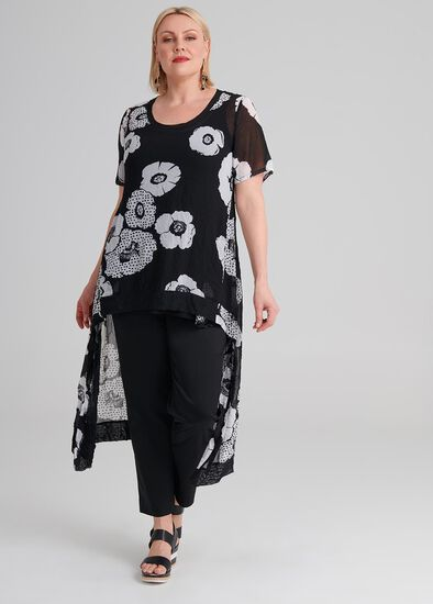 Bell Floral Tunic