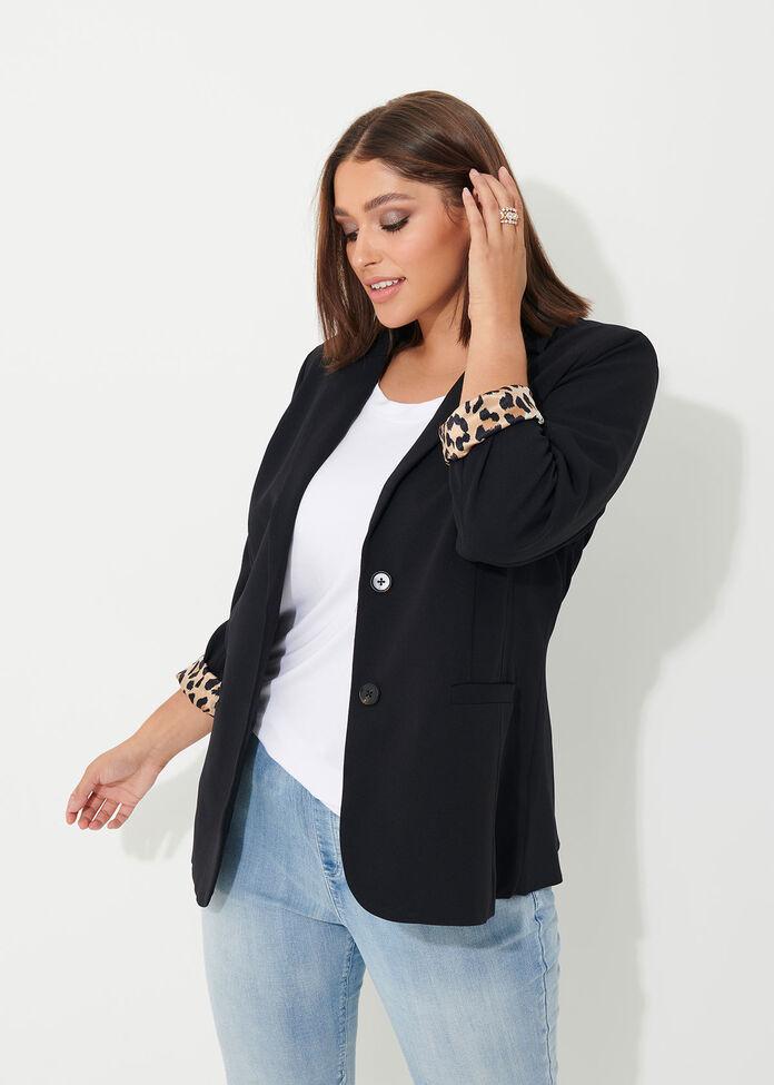 Zambia Blazer Jacket, , hi-res