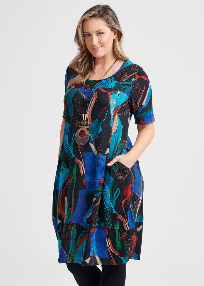 Bellagio Dress, , hi-res