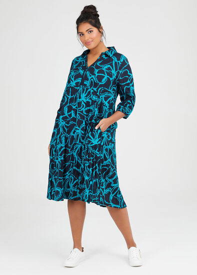 Cotton La Palma Dress
