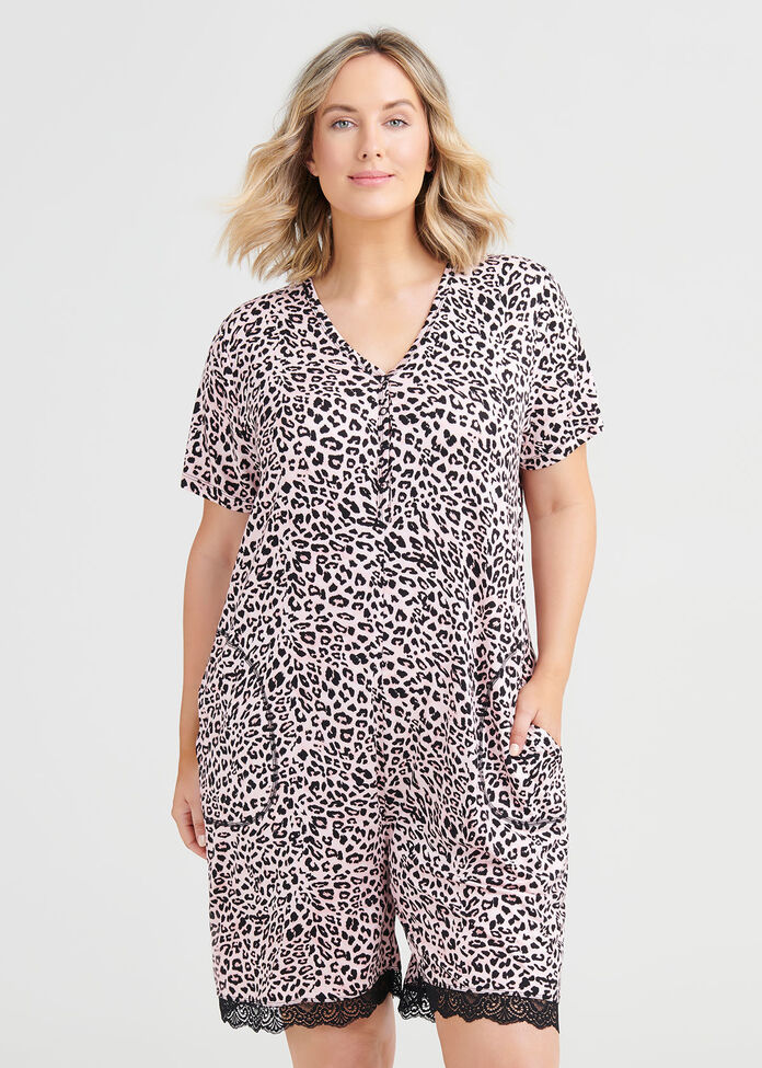 Bamboo Wild Nights Onesie, , hi-res