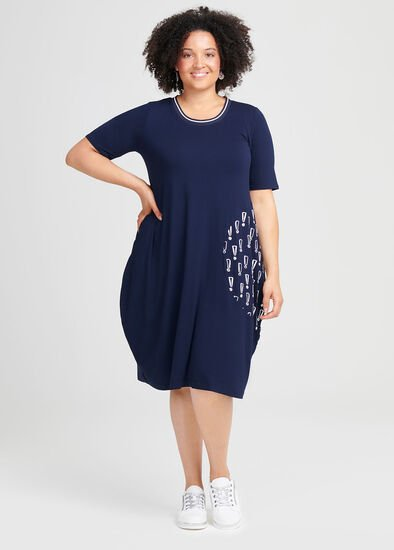 Encore Viscose Dress