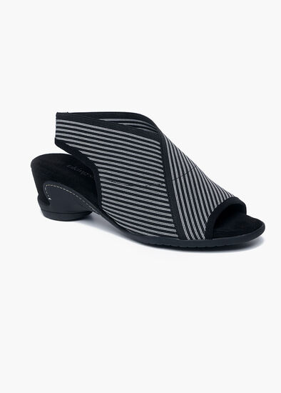 Elle Elastic Wedge