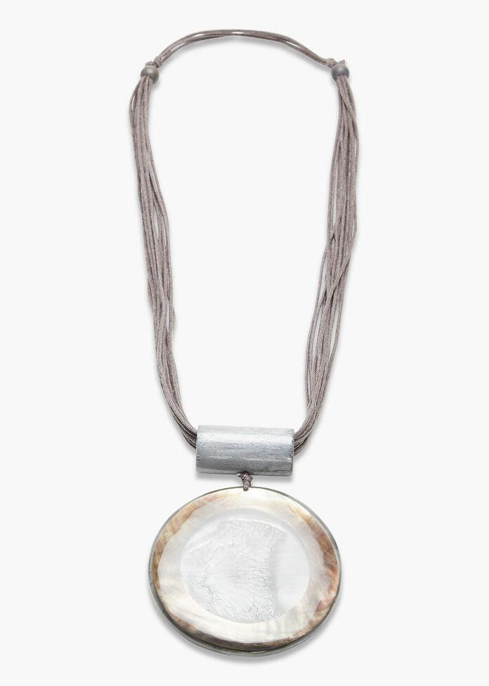 Silver Lining Necklace, , hi-res