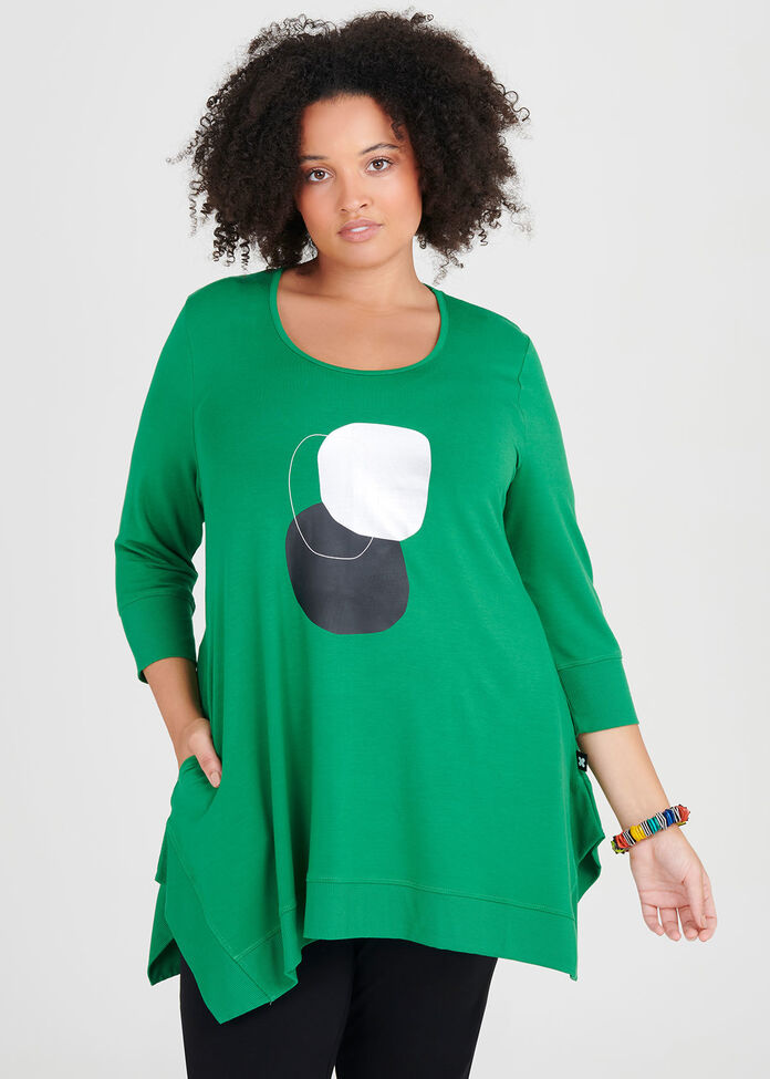 Bamboo Obsession Adore Top, , hi-res
