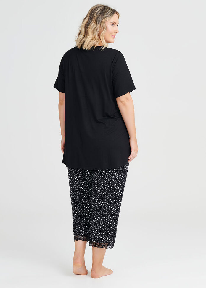 Bamboo Wild Pj Top, , hi-res