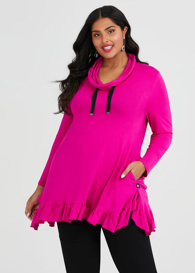 Bamboo Obsession Traveller Tunic