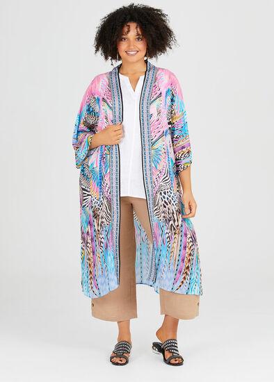 The Fabulous Viscose Kimono