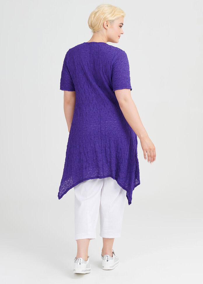 Edge Cotton Tunic, , hi-res