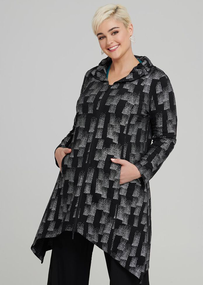 Verve Shimmer Jacket, , hi-res