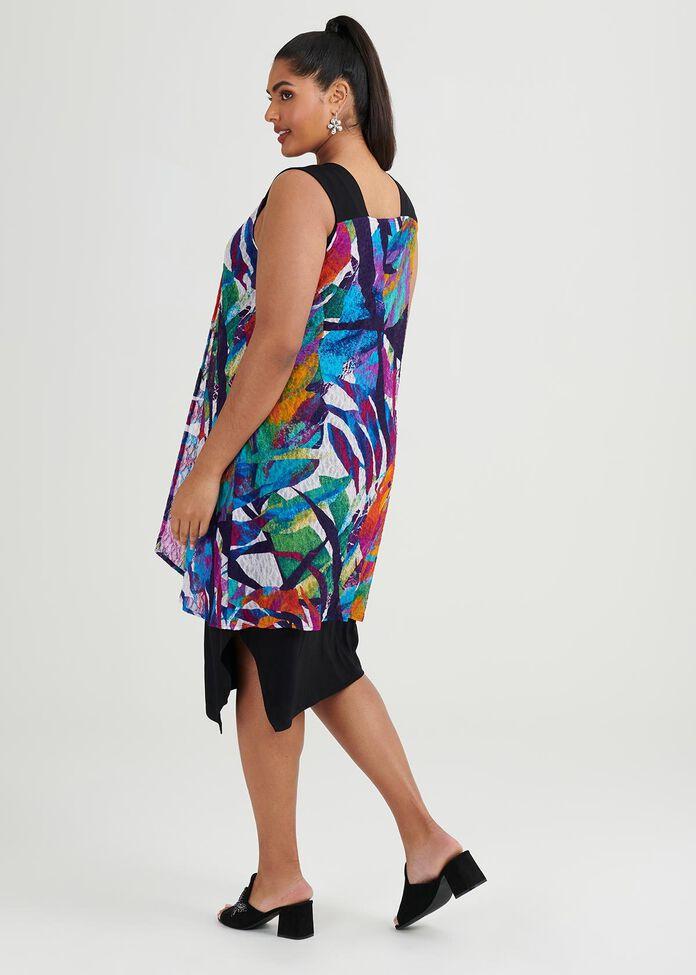 Ruffle Mania Dress, , hi-res
