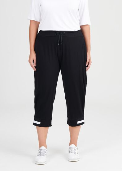Take Me Away Crop Pant