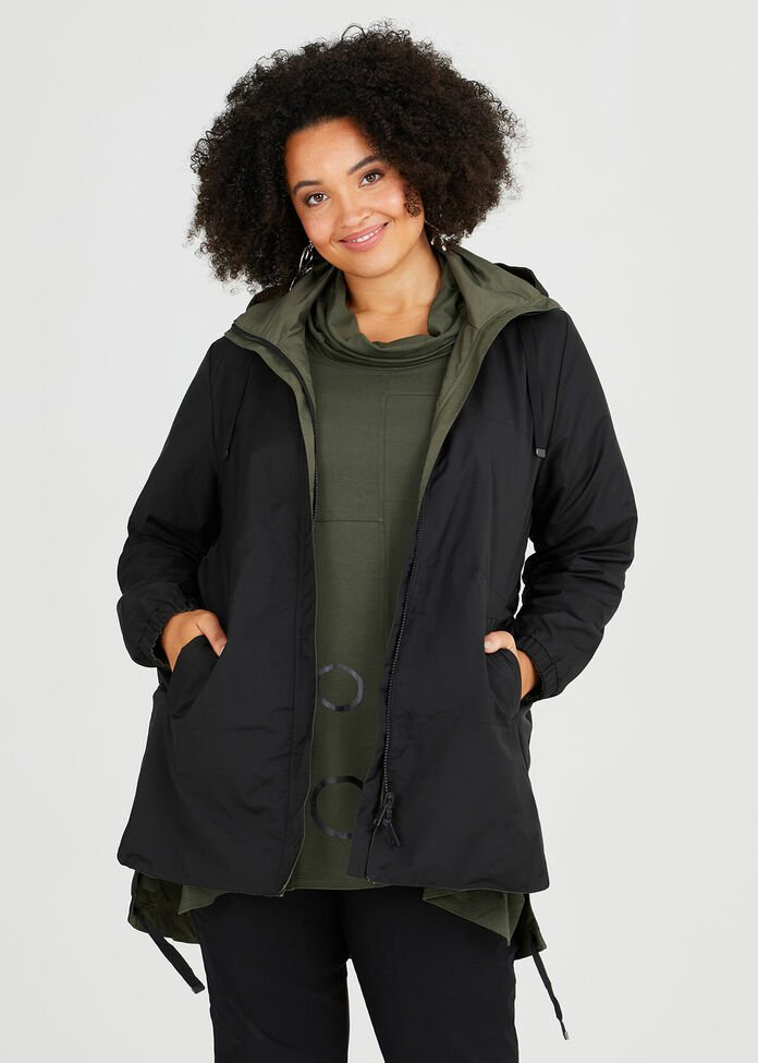 On The Move Puffer Coat, , hi-res