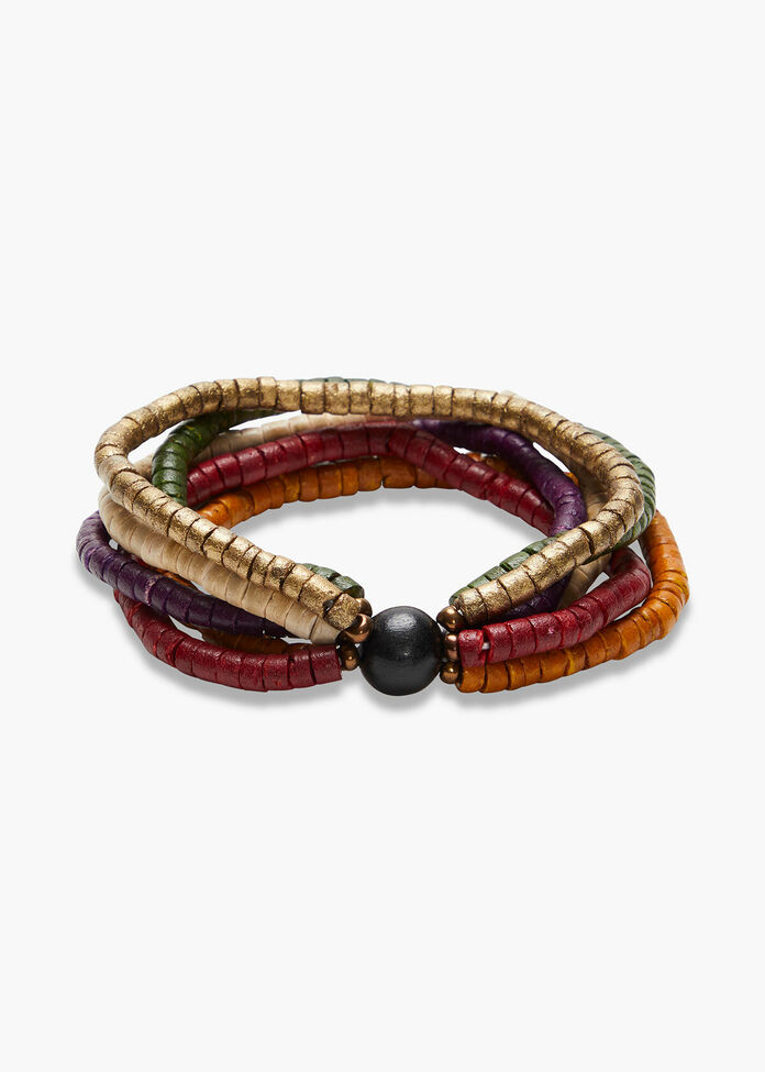 Coco Bead Bracelet Set, , hi-res